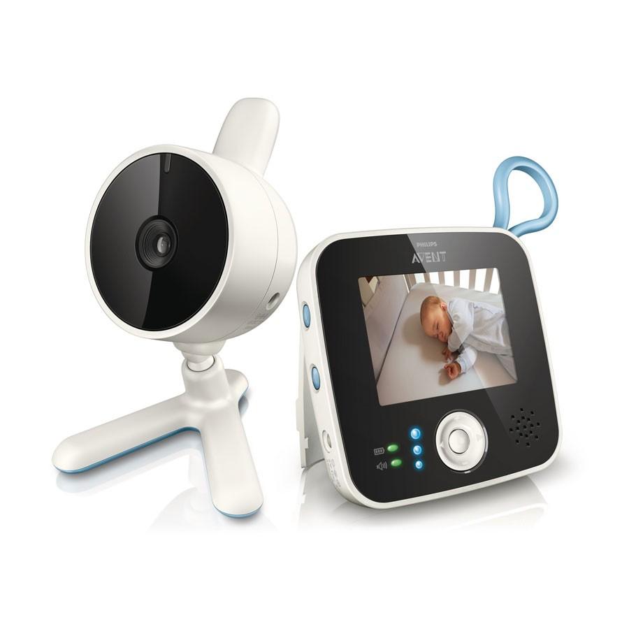 Видеоняня Philips Avent SCD610, цифровая