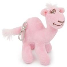 Мягкий брелок Розовый верблюжонок Camel company