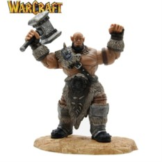 Фигурка Warcraft: Warrior from The Frostwolf Clan