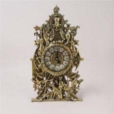 Каминные часы Охотник