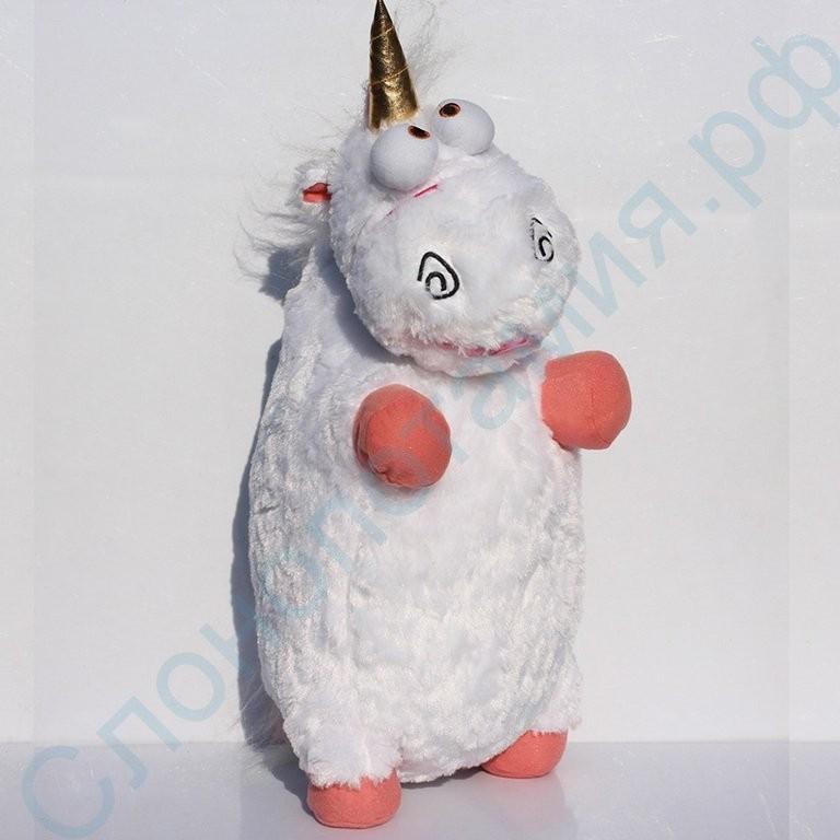 Мягкая игрушка Единорог Флаффи из Гадкий Я