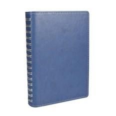 Недатированный ежедневник Semi с цитатами (синий)