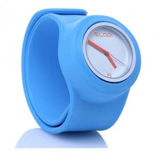 Слэп-часы Голубые