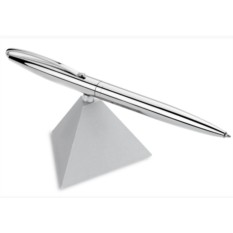 Именная шариковая ручка «Вертолет» на магнитной подставке