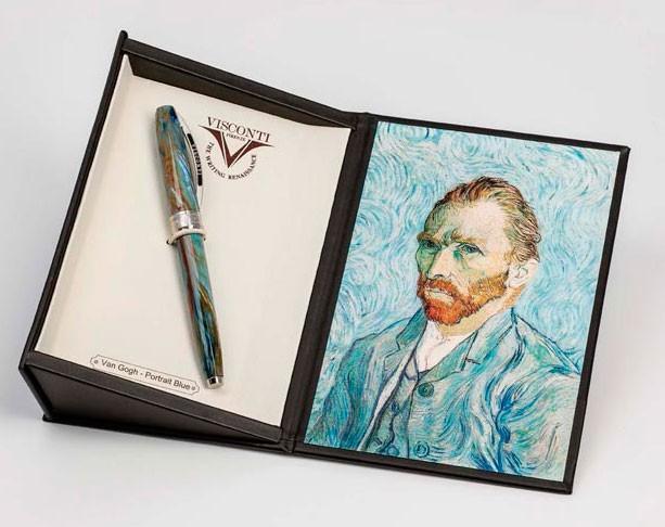 Ручка эко-роллер Visconti Van Gogh 2011 «Автопортрет»