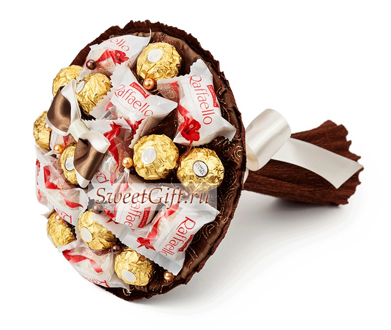 Букет из конфет Шоколад