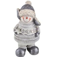 Фигурка Снеговик в одежде