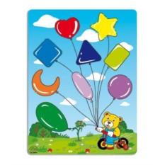 Рамка-вкладыш Воздушные шары