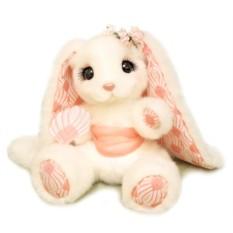 Цветочная Зайка-принцесса ручной работы «Мэй»