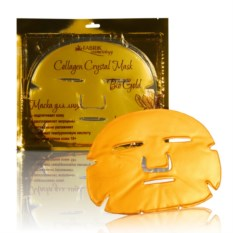 Маска для лица Crystal Collagen Gold Powder Facial Mask