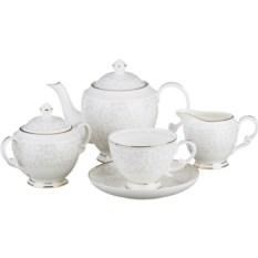 Чайный сервиз Вивьен на 6 персон