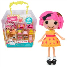 Кукла Лалалупси - Lalaloopsy Mini