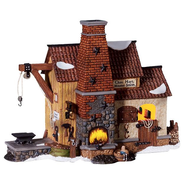 Новогодний сувенир «Дом металлургов» Department