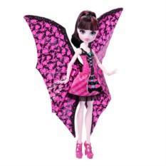 Кукла Monster High Дракулаура в трансформирующемся наряде