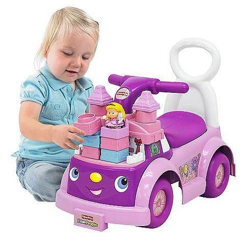 Машинка-каталка «Королевская карета»