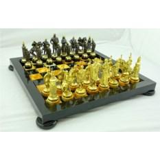 Шахматы Яшма