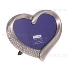 Фоторамка в форме сердца
