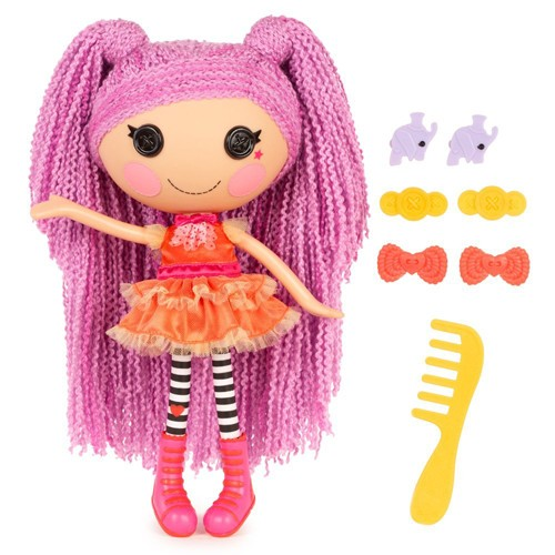 Кукла Lalaloopsy (Лалалупси) Волосы-нити. Смешинка