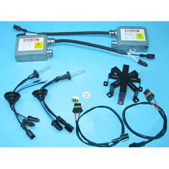 Комплект ксенона Sho-me 9004 (HB5) (8000К)