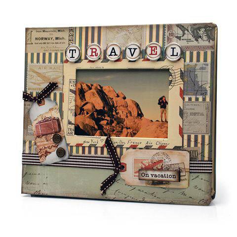Дизайнерский фотоальбом Travel