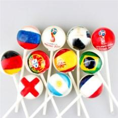 3D Леденцы Чемпионат Мира по футболу