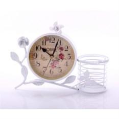 Часы с карандашницей Эллада