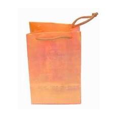 Подарочный пакет перламутровый