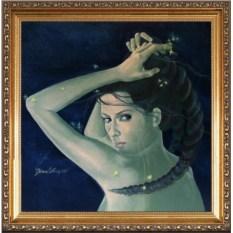 Красивый портрет для девушки-козерога