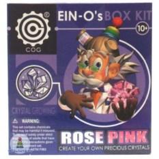 Набор для выращивания кристаллов «Розовый антрацит»