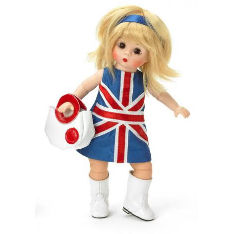 Модница из Англии