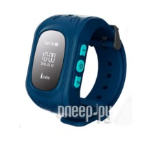 Детские умные часы-телефон Кнопка жизни К911 Blue
