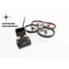Радиоуправляемый квадрокоптер WlToys V666 quadcopter