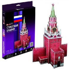 3D Пазл Спасская башня (Россия)