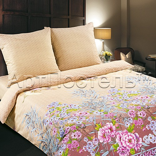Комплект постельного белья Рассвет (семейный)