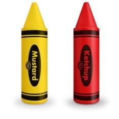 Набор соусников-маркеров CraYums