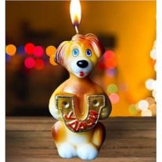 Новогодняя свеча «Удачи!»