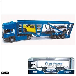 Машина Scania Car Truck