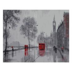 Картины по номерам «Набережная Лондона»