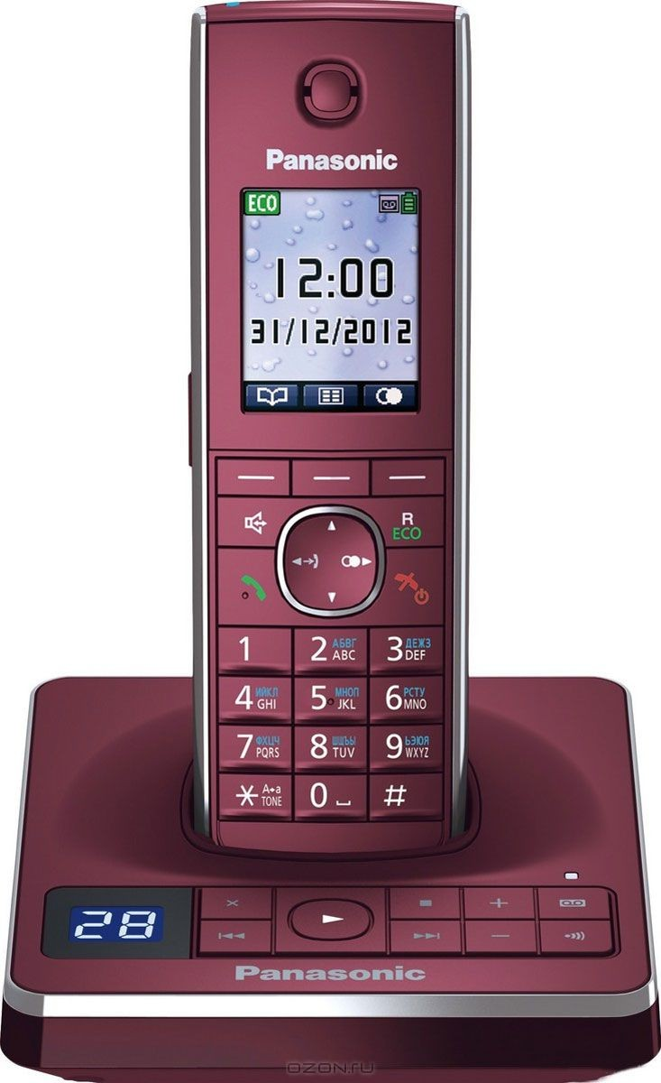 Телефон Panasonic KX-TG8561 RUR