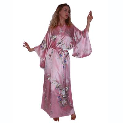 Кимоно из натурального шелка Emperor's bride