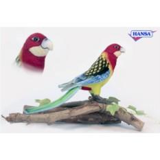 Мягкая игрушка Попугай Розелла от HANSA