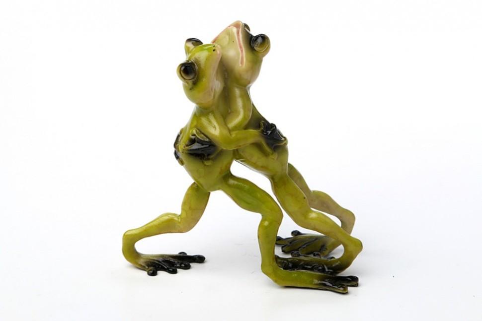 Фигурка Влюбленные лягушки