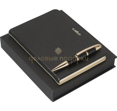 Набор: записная книжка и шариковая ручка