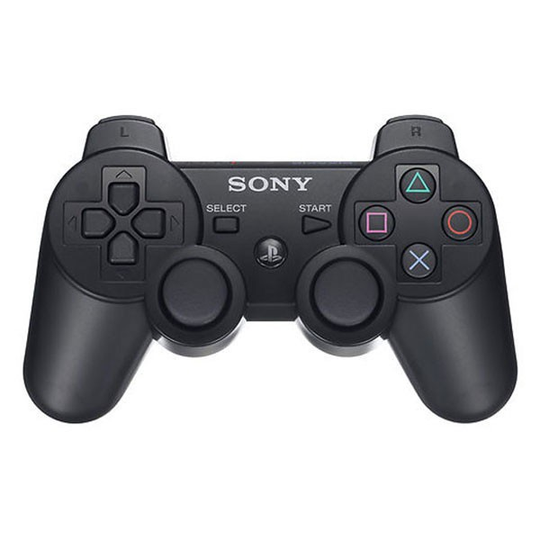 Контроллер Wireless DualShock 3 (xерный)