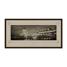 Постер Патриарший мост
