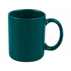 Темно-зеленая кружка на 320 мл
