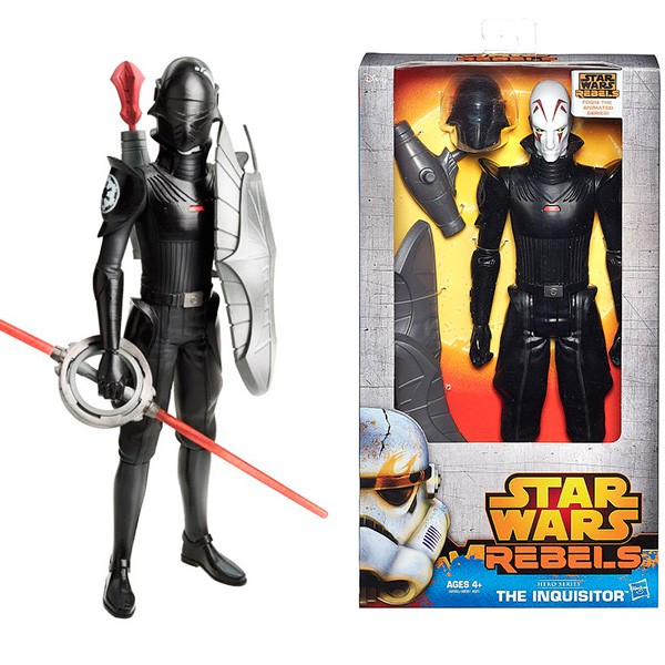 Фигурка Star Wars Герои Звездных Войн с аксессуарами