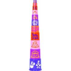 Пирамидка для девочек (Gowi)
