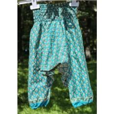 Летние стильные штанишки для девочки