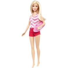 Кукла Barbie из серии Кем быть? (девушка-спасатель)
